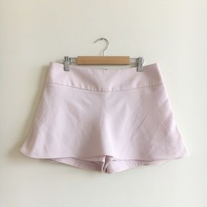 Express Pastel Pink Skort